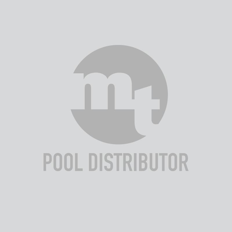 "NIPPLES WHITE PVC THREAD CUT 1.5"" X 8"" - Z015080"